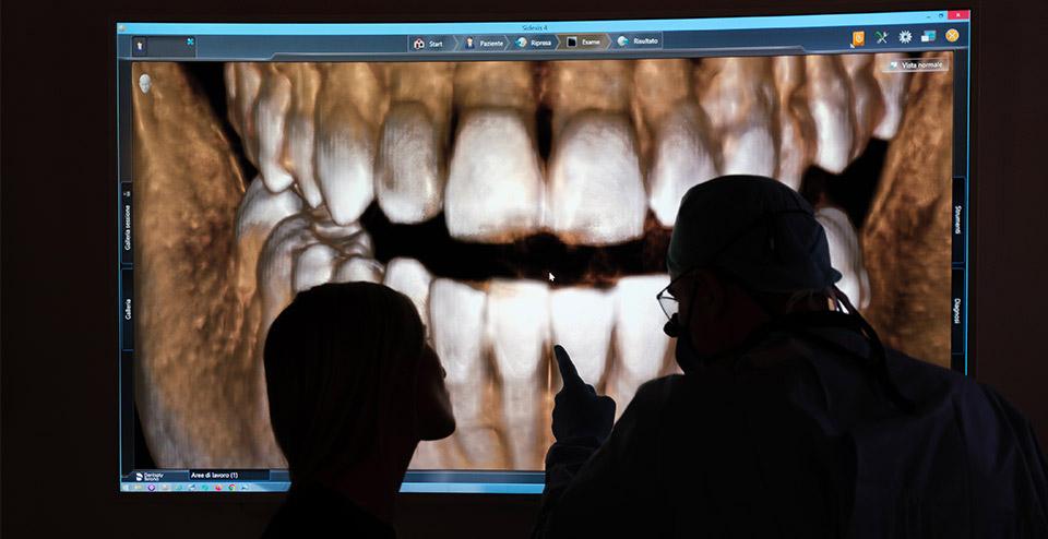 Studio Dentistico Raimondo | Diagnosi